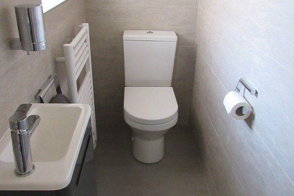 VVS Randers - Lille Toilet